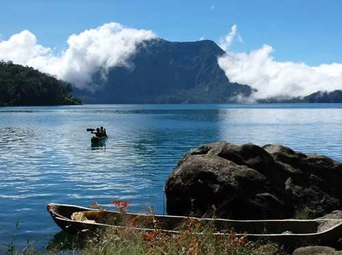 Danau Gunung Tujuh Kerinci