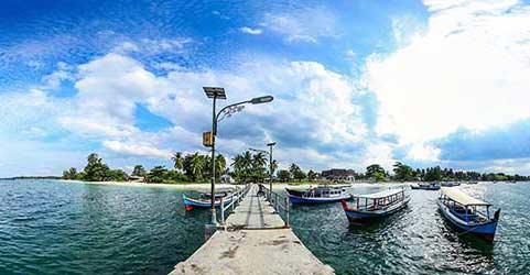 Sejarah Pantai Tanjung Kelayang