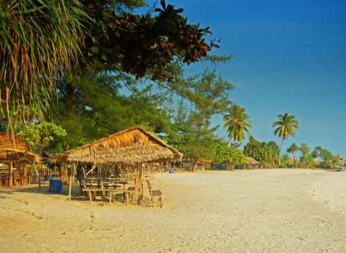 Pantai Rambak Sungailiat Bangka Belitung