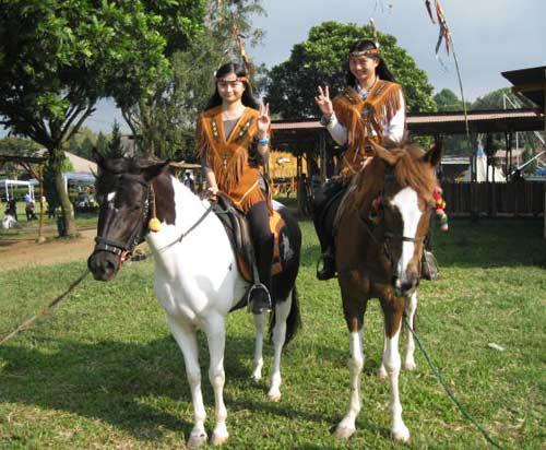 harga tiket De'Ranch Bandung