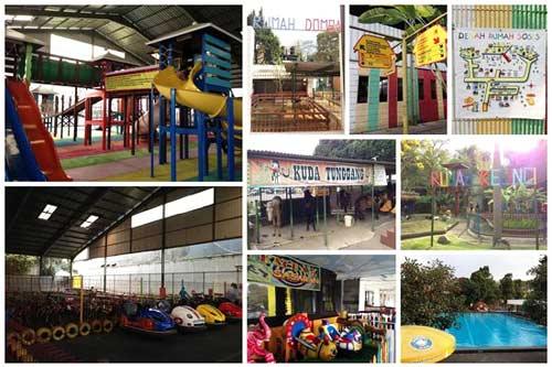 tempat wisata outbond di Bandung rumah sosis