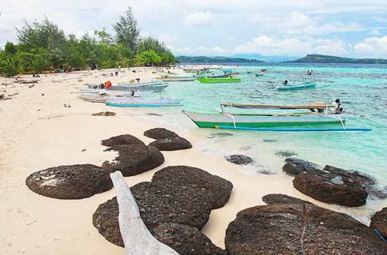 Pulau Saronde, Pesona Keindahan di Gorontalo Utara