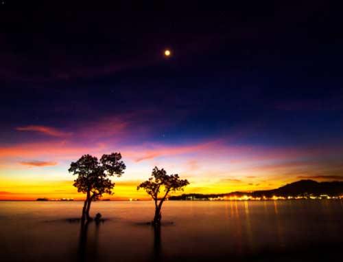 Pantai Nirwana Sumatera Barat