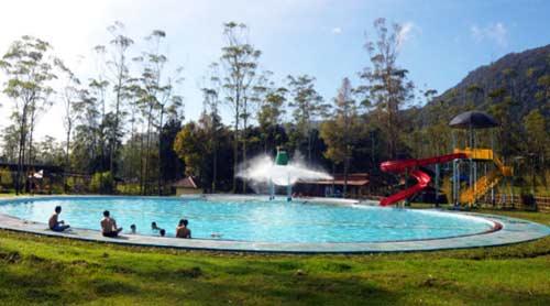 Waterpark ranca Upas