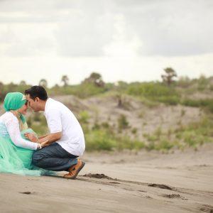 Pre Wedding Di Pantai Pok Tunggal